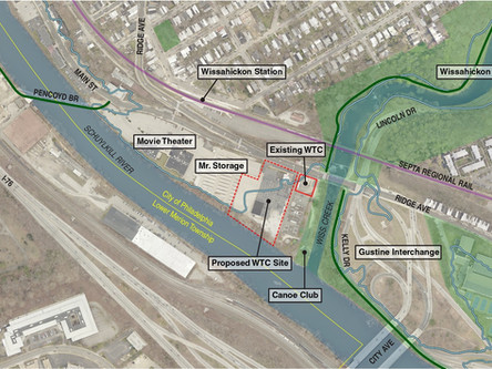 Wissahickon Gateway Plan is Complete!