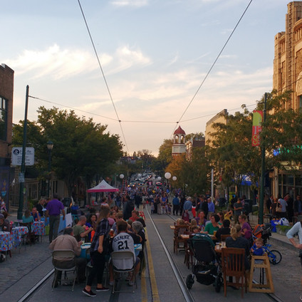 Germantown Avenue:  Guiding Growth in the Mount Airy Business District