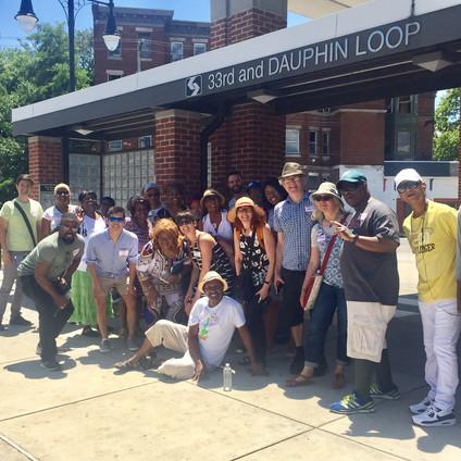 Neighborhood Exchange: East Parkside & Strawberry Mansion