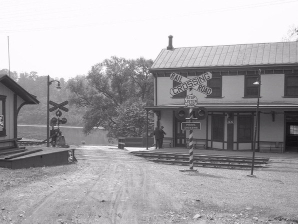 Shawmont Station Restoration