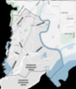 West Park District Map