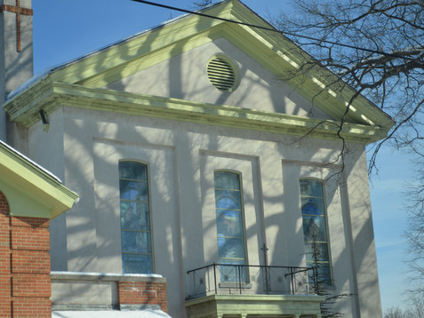 Ridge Avenue Historic District