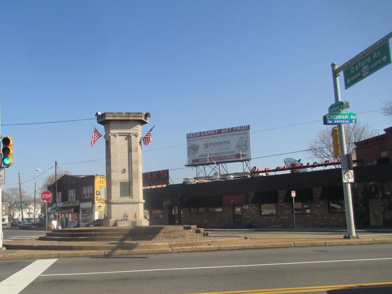 Honor Square War Memorial