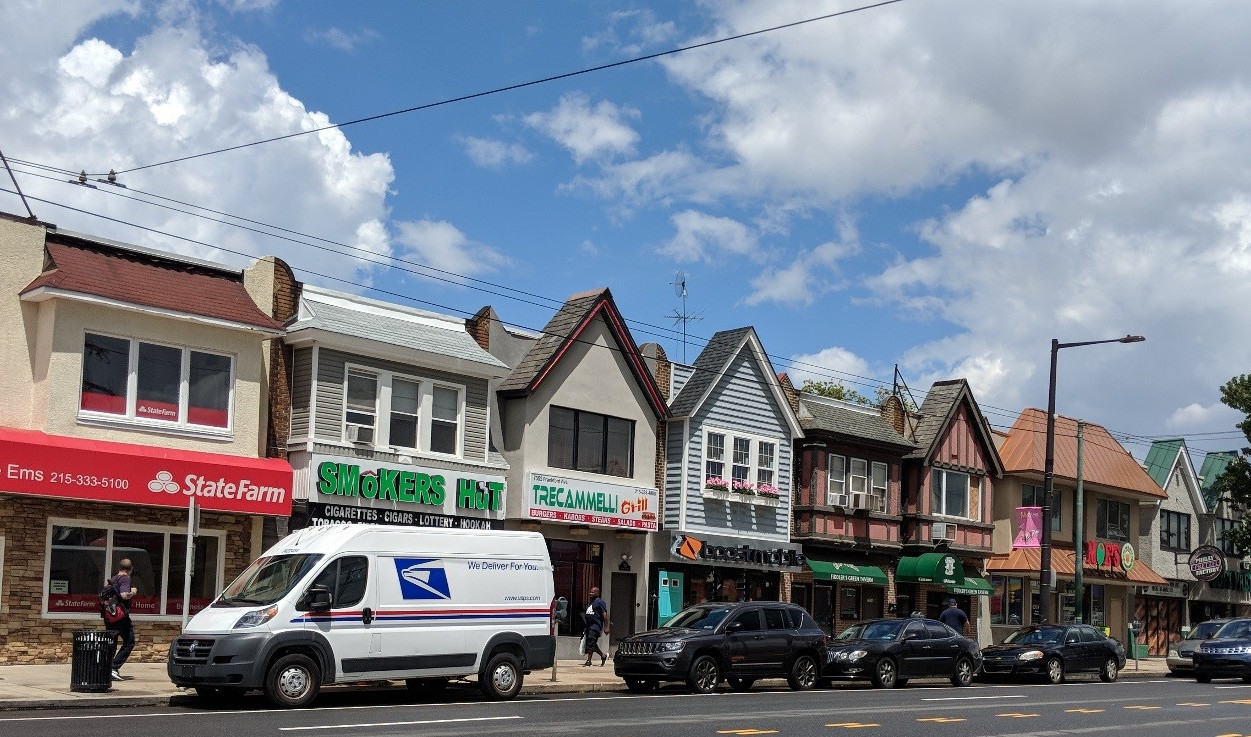 Improving Frankford Avenue