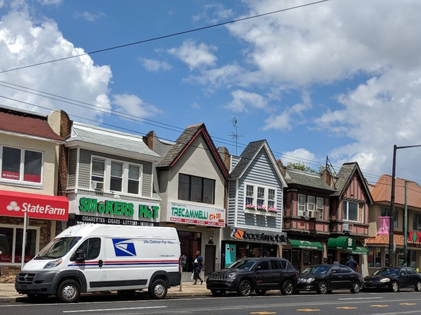 Improving Frankford Avenue