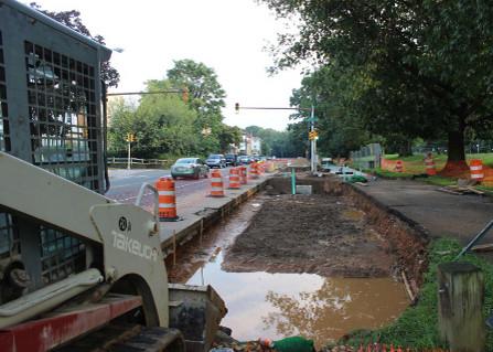 Cobbs Creek Green Infrastructure