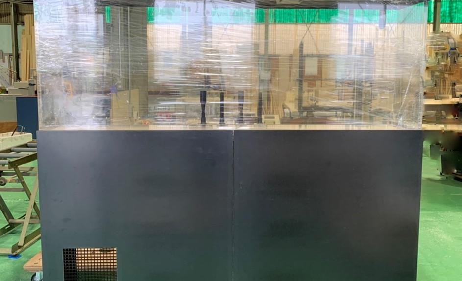 アクリル水槽・架台・フード
