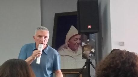 Luciano Barisone (Photo S. Shafto)