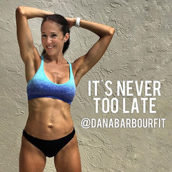 Life Begins at the end of your comfort zone! Come train with me! _#itsnevertoolate #fitover50 #fitmo