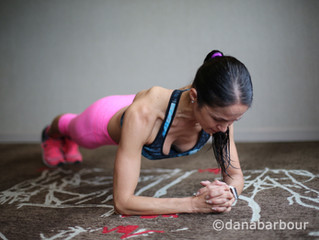 The Power of Planks | Dana Barbour