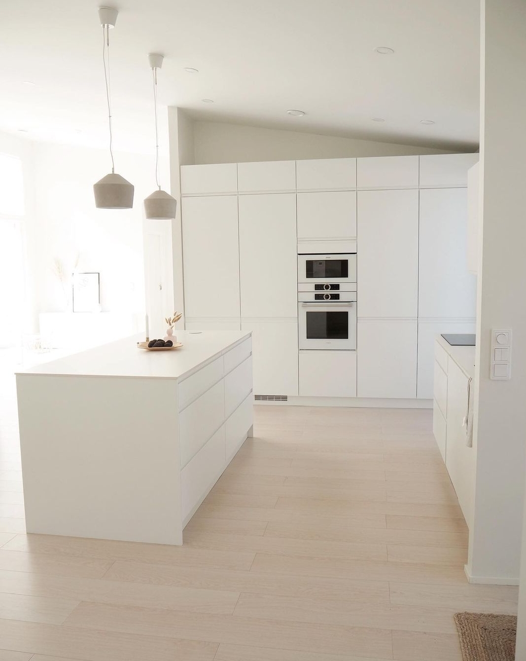 Ad-bA: cuisine scandinave blanche