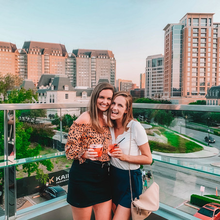 Cheyenne's Birthday Weekend in Dallas