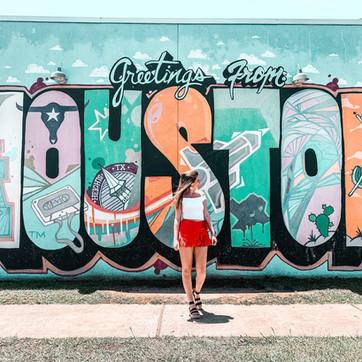 Houston Mural Guide