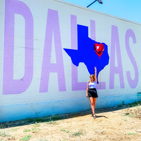 Why I Moved to Dallas All On My Own