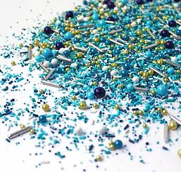 Sea Glass Sprinkle Mix _ Sprinkle Pop.pn