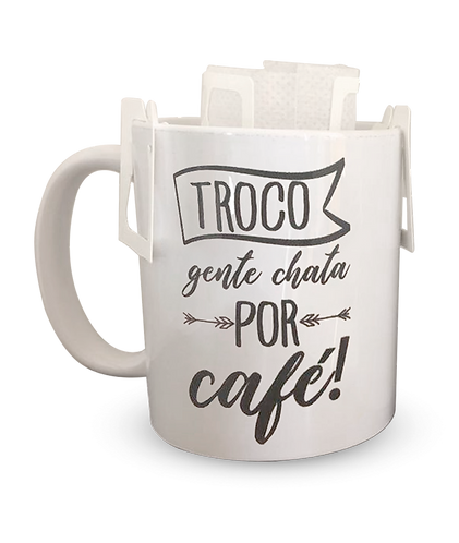 Kit Caneca + 10 Drip Coffee
