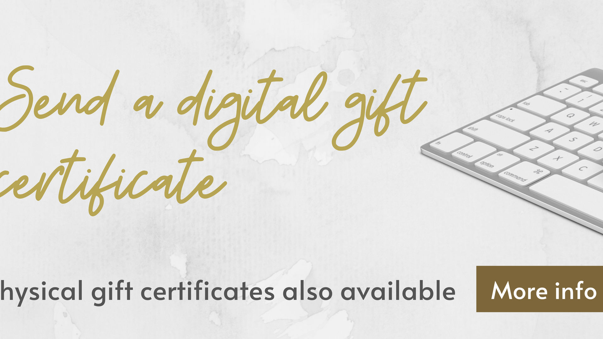 Massage Gift certificates Moncton