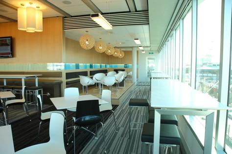 NZ Customs Service - Wellington, Staff Space