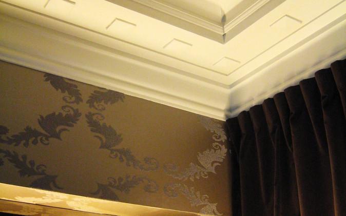 3C - Mezzanine Ceiling Detail