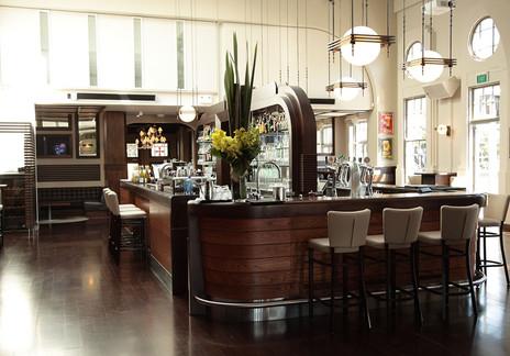 St Johns Bar - Wellington, Main Bar Hub