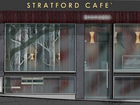 Stratford/Chill Cafe' - Wellington