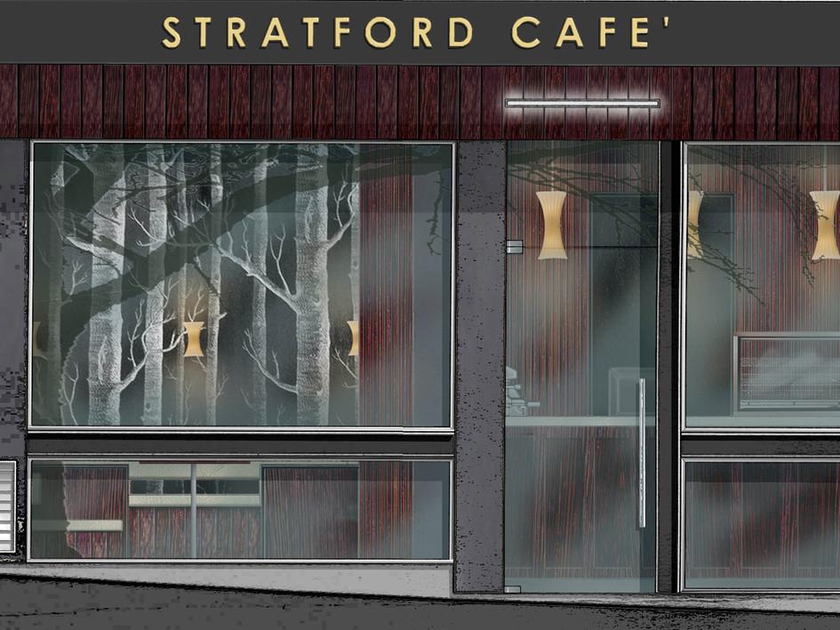 Stratford/Chill Cafe' - Wellington