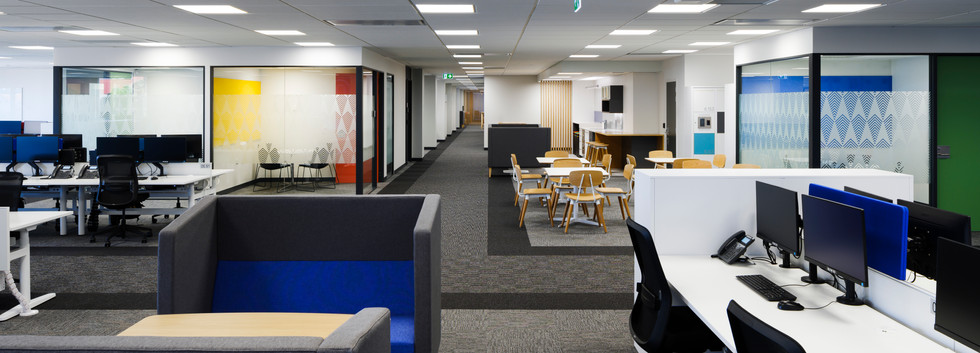 Variety of Work Spaces