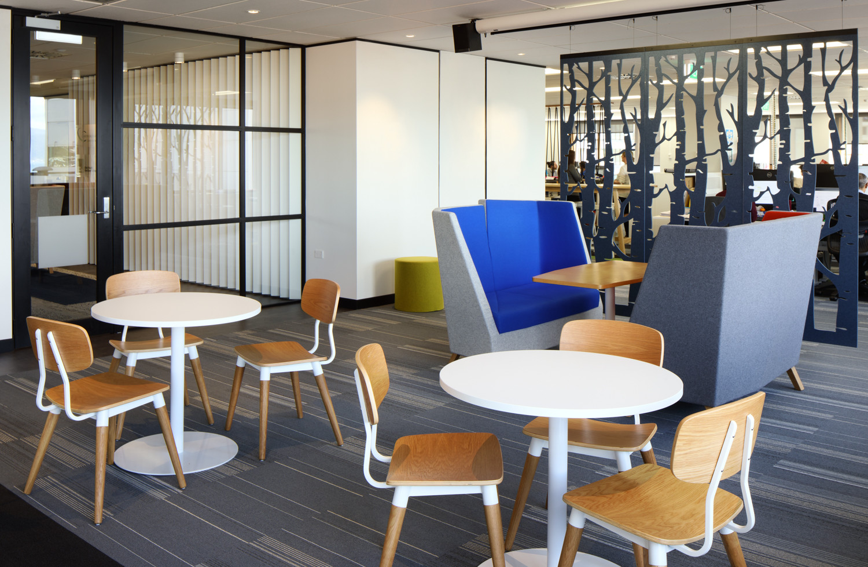 Staff & Collaborative Space