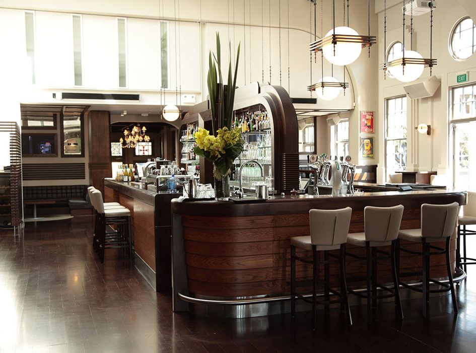 St. John's Bar - Wellington