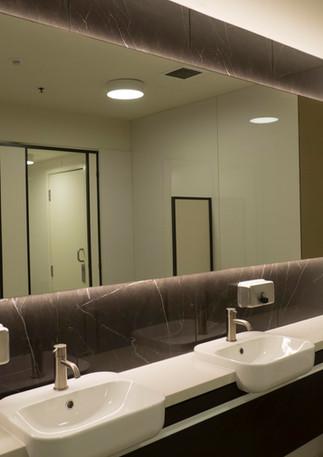 Parliamentary Service Restrooms - Wellington