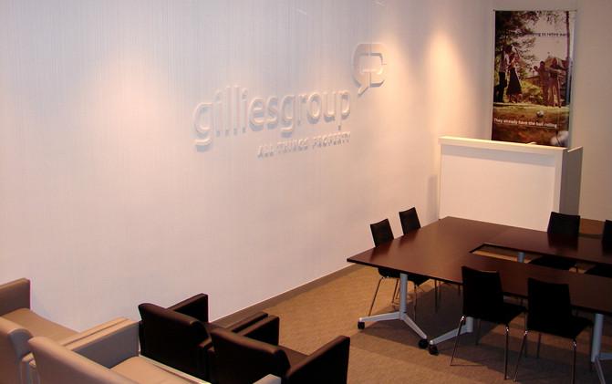 The Professionals / Gillies Group - Reception Auditorium Suite