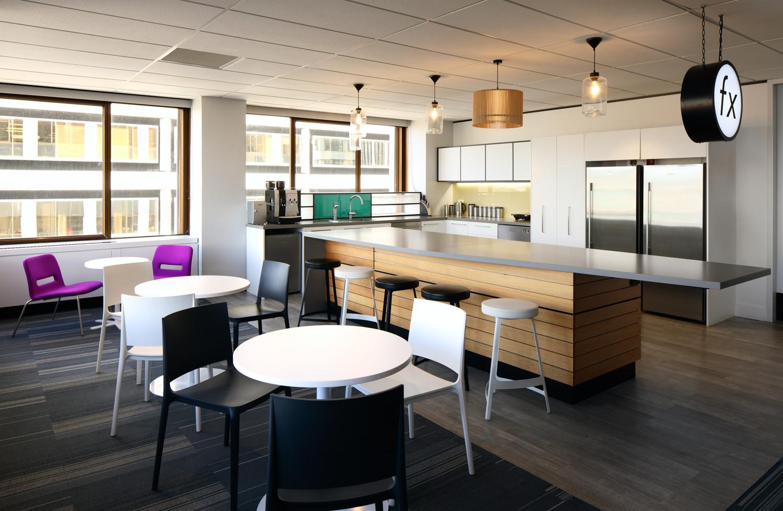 Staff Space & Socialisation