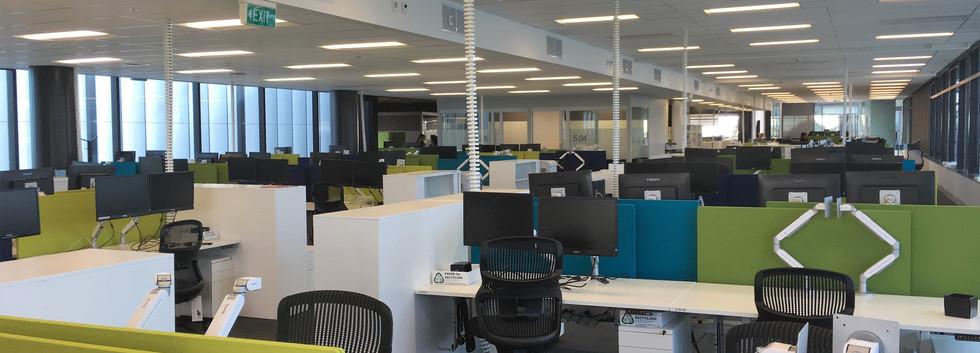 Open Plan Workstations