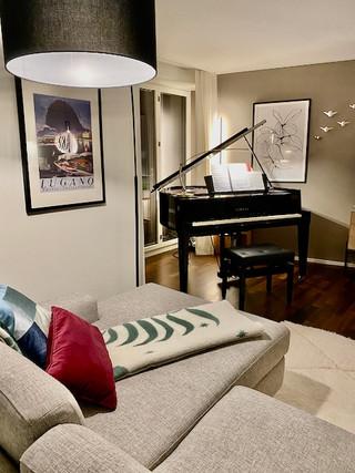 Apartment komplett neu Einrichten in Zürich