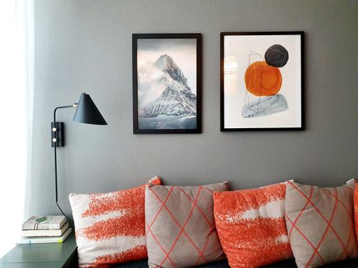Home Office / Gästezimmer - weniger funktional dafür mehr einladend und multifunktionell