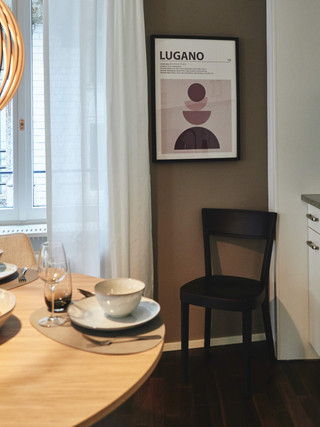 Mietwohnung in Zürich komplett neu einrichten