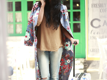 Travel in style with SAMSONITE!