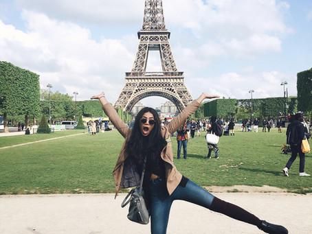 From Switzerland to Paris with CONTIKI! - #NoRegrets