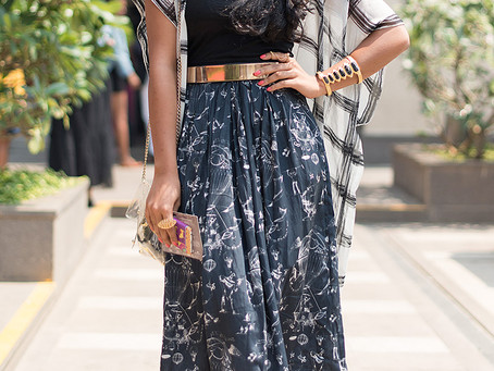 #WhatIWore at LFW'15
