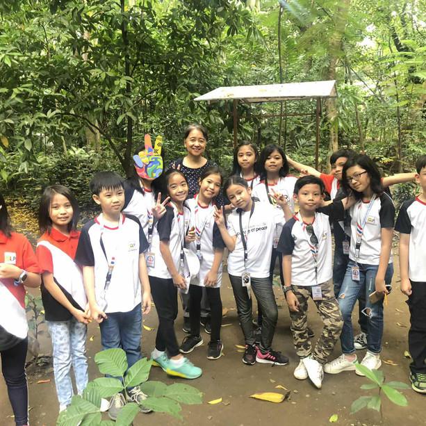 Diversity Field Trip