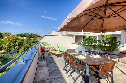 PACQUELET - Appartement terrasse - Rue P