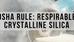 OSHA ALERT: Silica - Final Rule