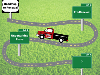 Roadmap to Insurance Renewal – Exit 2