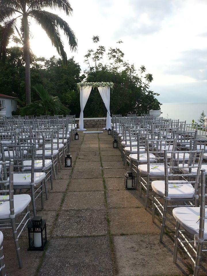 Wedding Ceremony in Ocho Rios