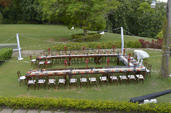 Outdoor weddings in Jamaica