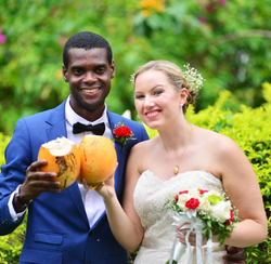 Destination Wedding in Port Antonio