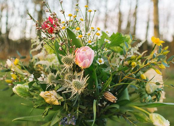 Wild seasonal Vase