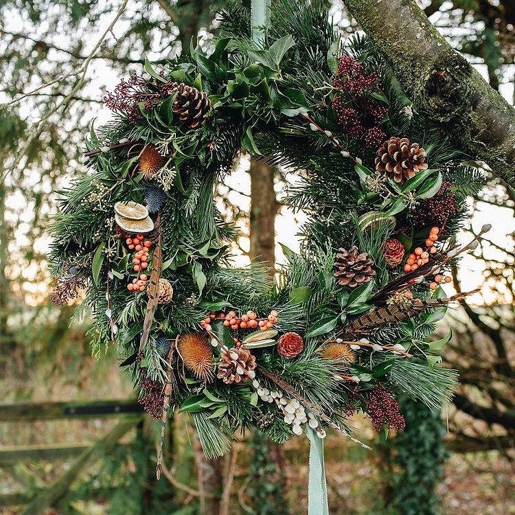Christmas Wreath Workshop 1st December