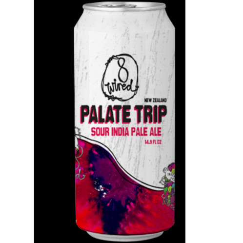 8 WIRED Palate Trip Sour India Pale Ale Can 6.5% 440mL | apod-liquor