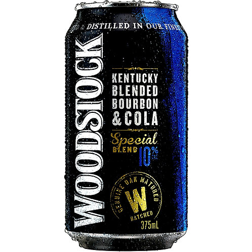 WOODSTOCK & Cola 10% Can 375mL